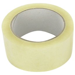 Tape Transparant High Tack Extra PP 48mm x 66 meter (Kleinverpakking)