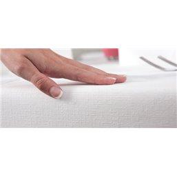 Tablecloth Duni Evolin Black 127x127cm