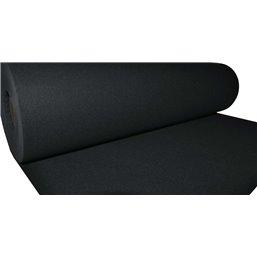 Table Roll Black Airlaid 120x25cm