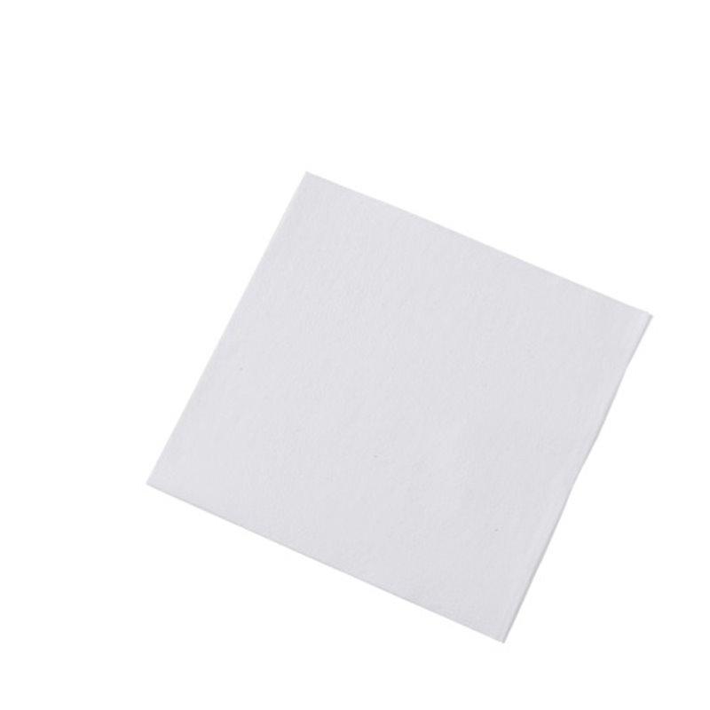 Napkins White 33x33cm 1 Layers 1-4 fold  - Horecavoordeel.com