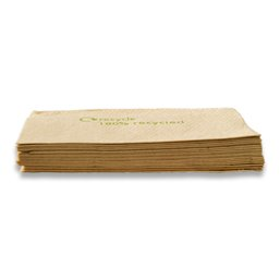 Dispenser Napkins Kraft 32x29cm 1 Layers Novafold