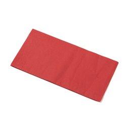 Napkins Red 40x40cm 2 Layers 1-8 fold Fasana