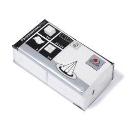 Napkins White 24x24cm 2 Layers 1-4 fold Fasana - Horecavoordeel.com