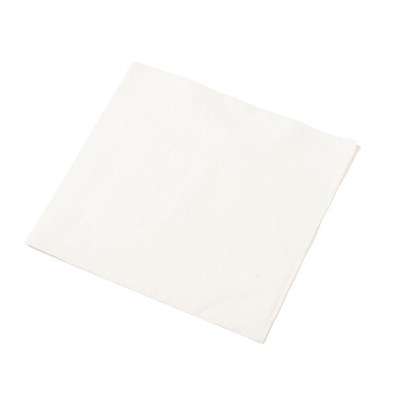 Napkins Cream 40x40cm 3 Layers 1-4 fold Fasana - Horecavoordeel.com
