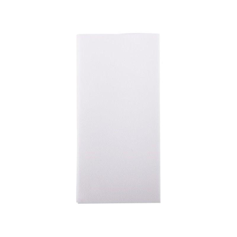 Napkins White 40x40cm Airlaid 60 Grams 1-8 fold Mank - Horecavoordeel.com