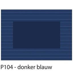 Placemats Blauw Papier 300 x 420mm