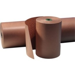 Roll Packing Paper Brown Kraft 90 Grams 70cm Wide Ca 19,5kg