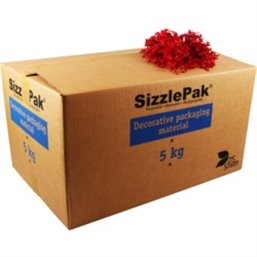 Sizzle-pack Deep Red