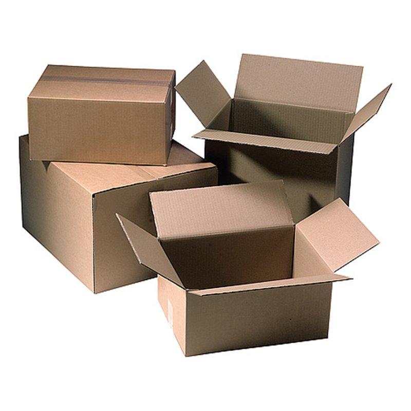 American fold boxes Brown 498x335x250mm - Horecavoordeel.com