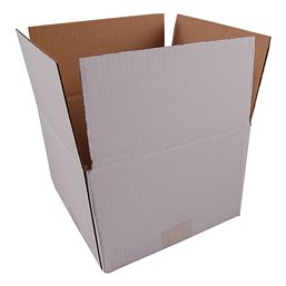 American fold boxes White 420x300x95mm