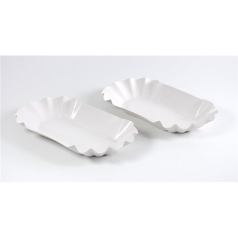 Schulptray cardboard White 19x11x3cm  - Horecavoordeel.com