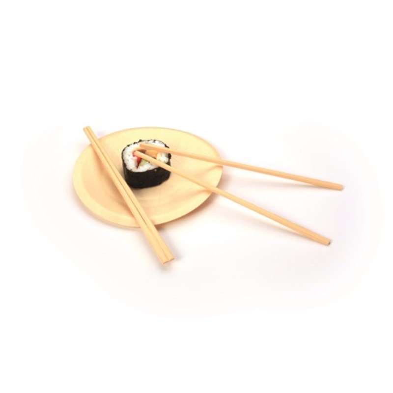 Chopsticks bamboo Normal 210mm (Small package) - Horecavoordeel.com