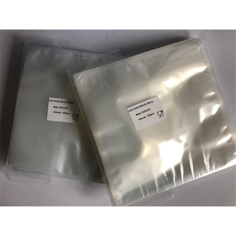 Vacuum side seal bags 400x600mm 90my (Small package) - Horecavoordeel.com