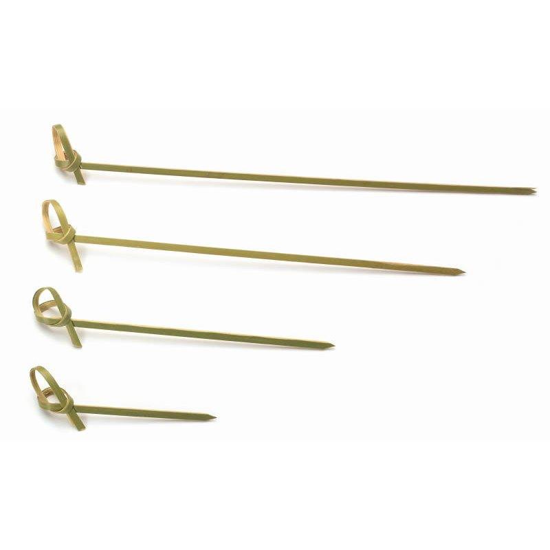 Bamboe Knoopprikkers 100mm Horecavoordeel.com