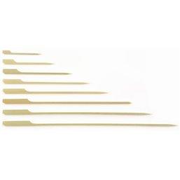 Bamboe Vlagprikkers Pin Roeispaantje 90mm