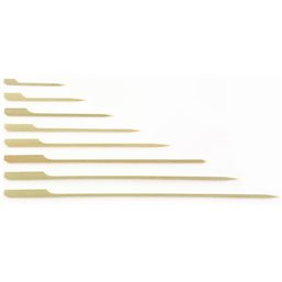 Bamboe Vlagprikkers Pin Roeispaantje 180mm