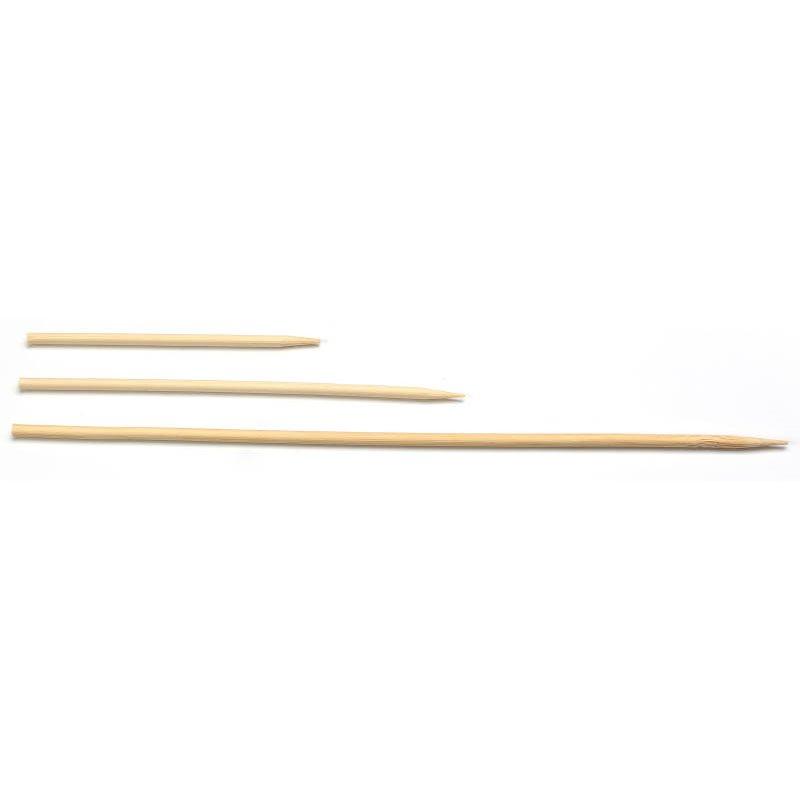 Corn cob Bamboo Prickers ø 5x300mm - Horecavoordeel.com