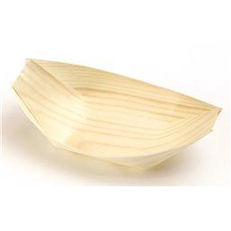 Wooden Boat (fsc) 170x85mm