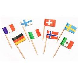 Flag Prickers International