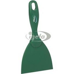 Rechte Brede Handschraper Polypropyleen 102x18x210mm Groen