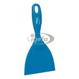 Rechte Brede Handschraper Polypropyleen 102x18x210mm Blauw