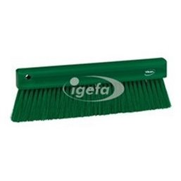 Powder sweeper - Baker brush Polyester Fiber, Switht 300x31x100mm Green