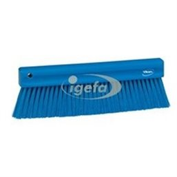 Powder sweeper - Baker brush Polyester Fiber, Switht 300x31x100mm Blue