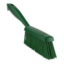 Medium Hand sweeper Polyester Fiber, Medium 330x35x110mm Green