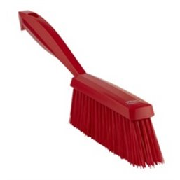 Medium Hand sweeper Polyester Fiber, Medium 330x35x110mm Red