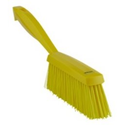 Medium Hand sweeper Polyester Fiber, Medium 330x35x110mm Yellow