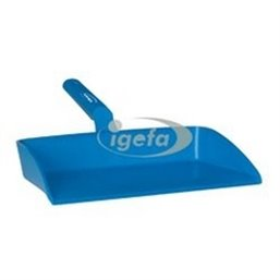 Ergonomic Dustpan Polypropylene 330x295x100mm Blue