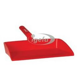 Ergonomic Dustpan Polypropylene 330x295x100mm Red