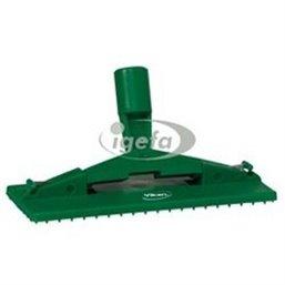Pad holder, Helve model Polypropylene 235x100x75mm Green