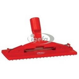 Pad holder, Helve model Polypropylene 235x100x75mm Red