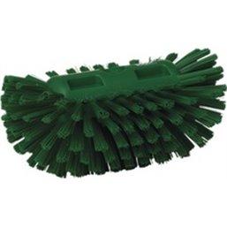 Harde Tankborstel Polyester Vezels 205x130x100mm Groen