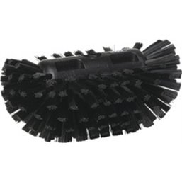 Tough Tank brush Polyester Fiber, Hard 205x130x100mm Black
