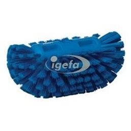 Medium Tank brush Polypropylene Fiber, Medium 205x130x100mm Blue