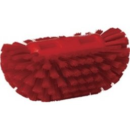 Medium Tank brush Polypropylene Fiber, Medium 205x130x100mm Red