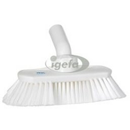 Angle adjustable Brush With Water supply Polyester Fiber, Switht, Cloven 240x130x145mm White