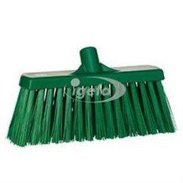 Broom Polyester Fiber, Hard 330x100x170mm Green