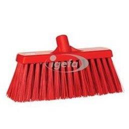 Broom Polyester Fiber, Hard 330x100x170mm Red