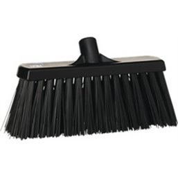 Broom Polyester Fiber, Hard 330x100x170mm Black