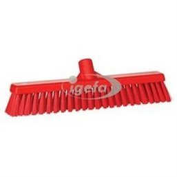 Combi Sweeper Tough and Switht Polyester Fiber 410x90x120mm Red