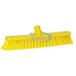 Combi Sweeper Tough and Switht Polyester Fiber 410x90x120mm Yellow