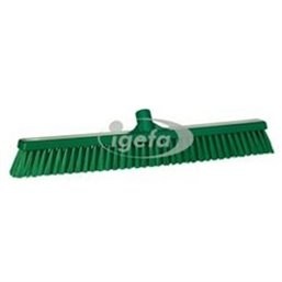 Combi Sweeper Wide Tough and Switht Polyester Fiber 610x70x125mm Green