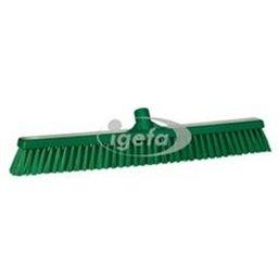 Combi Veger Breed Harde En Zachte Polyester Vezels 610x70x125mm Groen