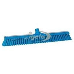 Combi Veger Breed Harde En Zachte Polyester Vezels 610x70x125mm Blauw