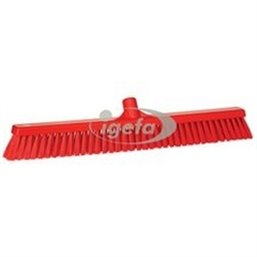 Combi Sweeper Wide Tough and Switht Polyester Fiber 610x70x125mm Red