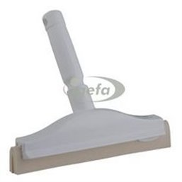 Klassieke Handtrekker Van Polypropyleen Met Wit Foam Rubber 250x70x110mm Wit