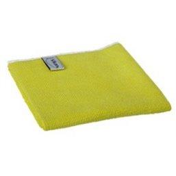 Micrwithibre cloth Basic 32 80% Polyester, 20% Polyamide 320x320mm Yellow